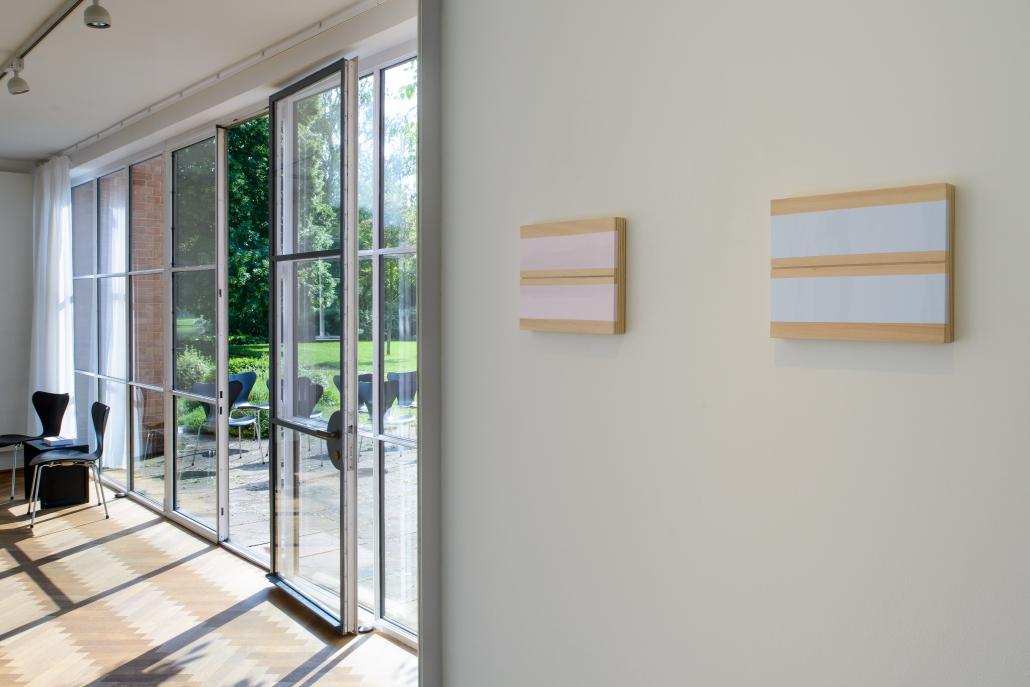 2016. From solo exhibition NOONTIDE at Mies van der Rohe Haus Berlin DE